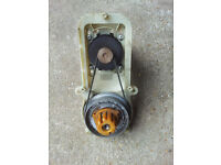 Flymo Motor & Baseplate Assembly & Belt ***WILLING TO POST***