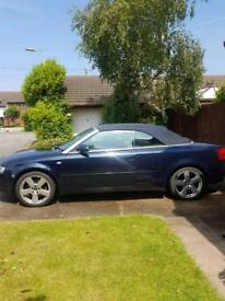 Audi A4 Cabriolet for sale