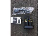 Motorola xtb446 walkie talkies