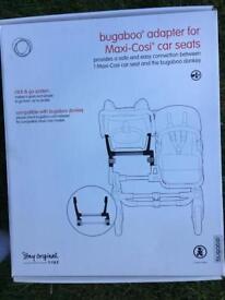Maxi Cosi car seat adaptor for Bugaboo Donkey (single)