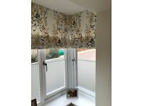 Curtain & Blind Installer & in house Interior Design