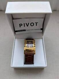 Pivot Dual Face Watch