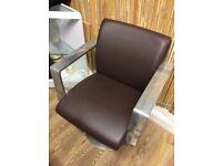 Salon Chair, Heavy duty + Beautiful