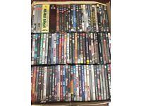 DVD Bundle - Over 150 DVD's