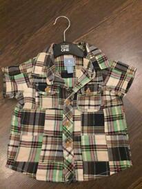 Boys Children's Baby Gap shirt size 6-12 months