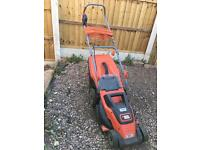 LAWN MOWER, BLACK AND DECKER.