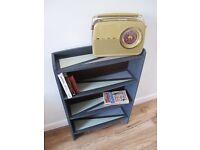 Upcycled Vintage Bookcase