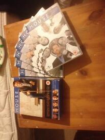 House dvd box set season one