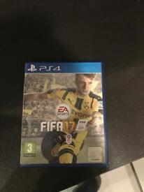 Fifa 17 for PS4 for sale