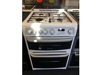 CANNON 60CM DUAL FUEL COOKER WITH LID