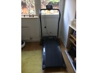 Confidence treadmill is in perfect working order Very good condition I need the space