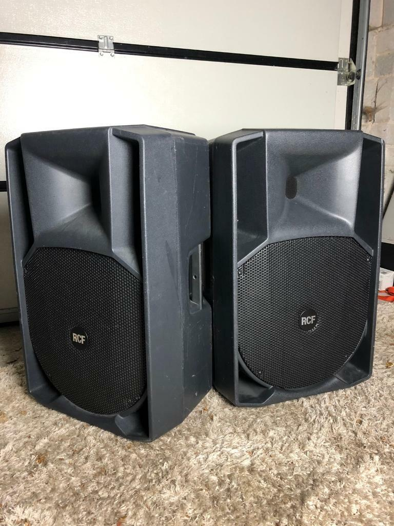 2 RCF ART 715-A MK2 Speaker's | in North Ferriby, East Yorkshire | Gumtree