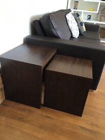 Pair of Dwell Side Tables