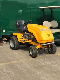 JCB tractor was grass cutter now decommissioned