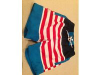 John Lewis boy's swim trunks age 2 years