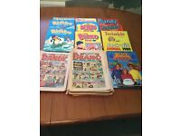 Comics and Annuals