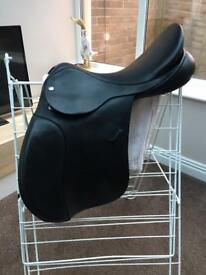 Harry Dabbs Event Saddle 17.5 Wide