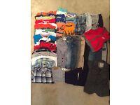 MUST GO - 2yr boy bundle - mainly Gap & Zara - OVER 40 ITEMS