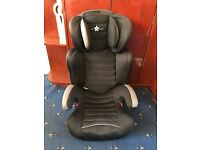 Child car seats - 2 available- £10 each. Head restraints.Convertible to booster.Very good condition