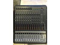 Mackie 1620 mixing desk mixer SWAP for Rokit 5 G2