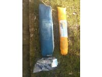 Pro Action Tent Deluxe Pillow+ Sun Shelter.