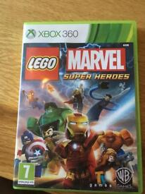 XBox 360 games- Lego, minecraft etc