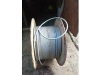 Multi 18 core Unscreened Cable , YY, (17 Blk +1 Grn/Yell), Conductors 0.75 mm², Ext dia 13mm.