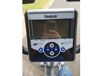 Cross trainer reebox brand new only used a few times need it gone because it takes up to much space.