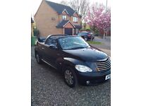 CHRYSLER PT CRUISER CABRIOLET - 1 PREVIOUS OWNER ,Chrysler EX DEMO