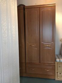 2 bedroom wardrobes for sale