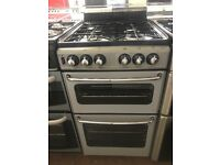 50CM SILVER STOVES GAS COOKER