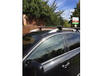 Thule roof bars Vauxhall Antara Nissan Xtrail