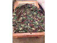 Military Royal Navy Camo jacket