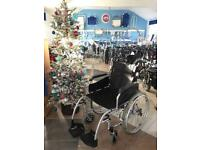 Van Os Excel G5 Self Propelled Wheelchair (large wheel) Excellent Condition