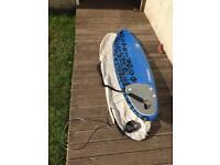 Triboard 6' foamy surfboard Largs or Glasgow