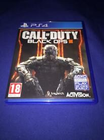 PS4 game - black ops 2