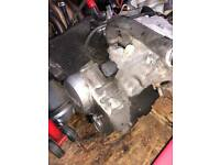 Yzf125r 2 engines plus parts.