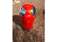 Wesco 50L Push Two Bin