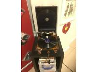 Record Players Wanted Vintage 4 Cash