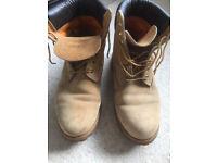 Timberland Men's 6 Inch Premium Waterproof Classic Boots SIZE 10W