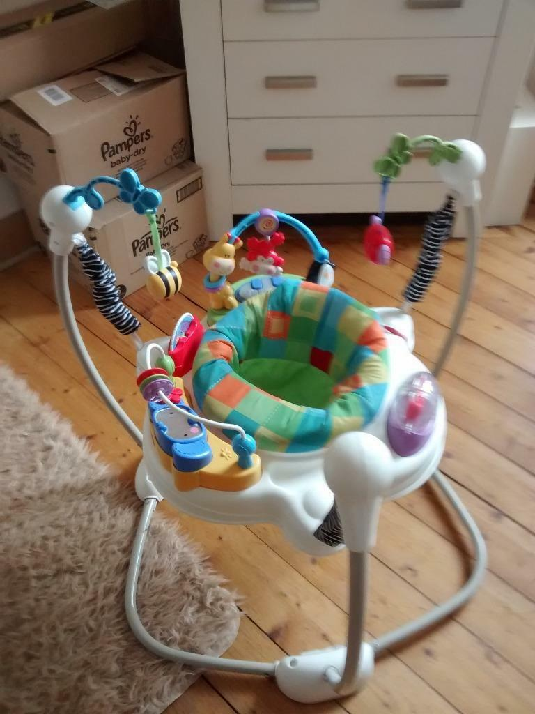 Fisher Price Jumperoo In London Road Edinburgh Gumtree