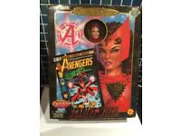 Scarlet witch famous lover series figure