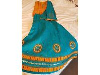 3 Girls indian outfits size 28 28 and 26