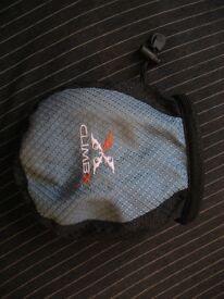Climb X Fiend Chalk Bag . Mint condition