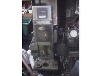 Hydraulic Press. 7.5 ton Press. Hare Press