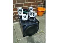 Logitech Z5500 speaker system