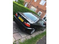 "BMW 318 CI SE 2002 12 MONTHS MOT ALL PREVIOUS MOTS 17""BRANDNEW MICHELIN TYRES AIRCON LEATHERS ALARM"