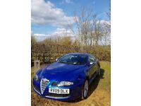 Alfa Romeo gt cloverleaf q2. 91k miles. 1 years MOT