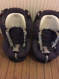Maxi-cosi Tobi Child Car Seats (pair or separate)