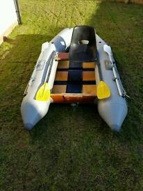 Seago 230 inflatable boat